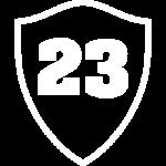 иконка белая 23 февраля