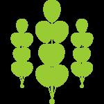 иконка композиции из шаров