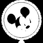 иконка белая фольгированные шары