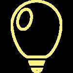 иконка светящиеся шары
